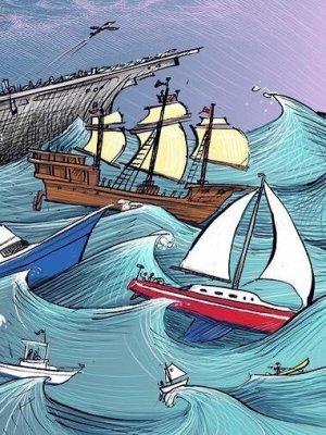 Illustration by Barbara Kelley